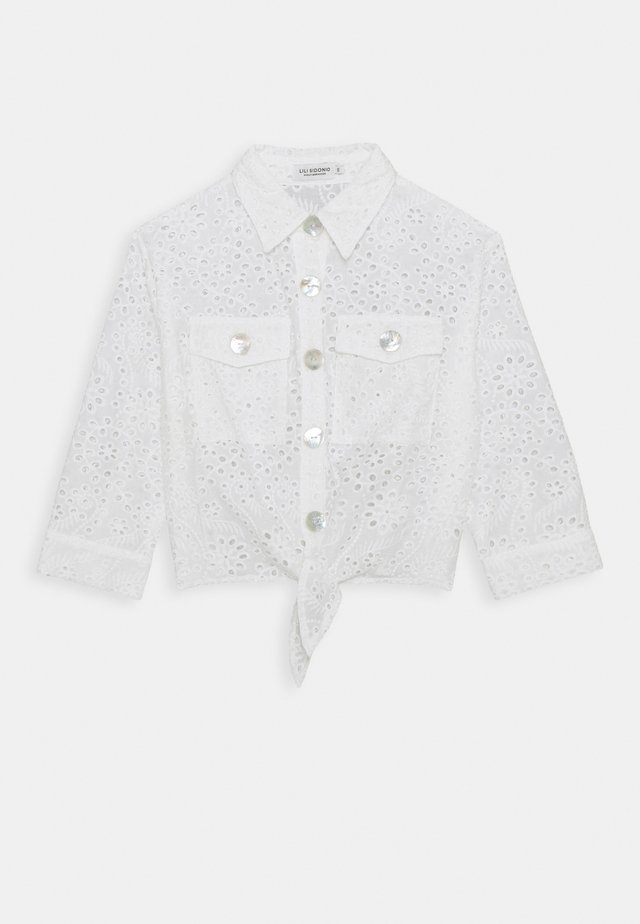 YOUNG LADIES  - Overhemdblouse - white
