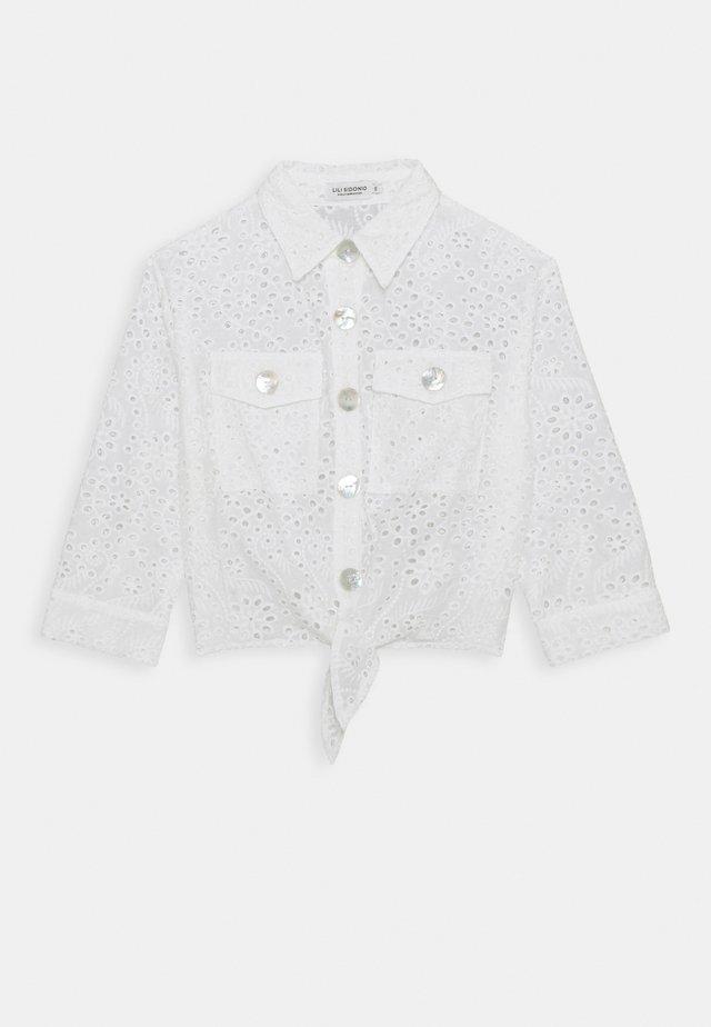 YOUNG LADIES  - Koszula - white