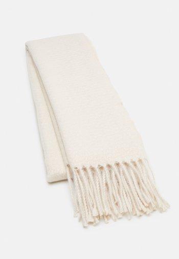 PCCELLA LONG SCARF  - Sjal - whitecap gray
