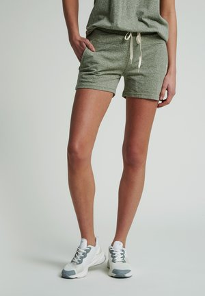 Sports shorts - vetiver melange