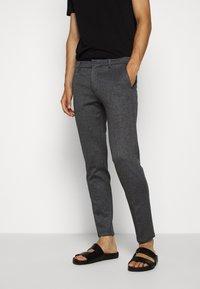DRYKORN - SIGHT - Trousers - blau - 0