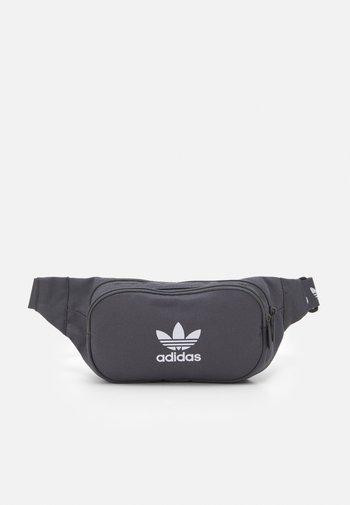 ADICOLOR WAISTBAND UNISEX - Bum bag - grey five/white