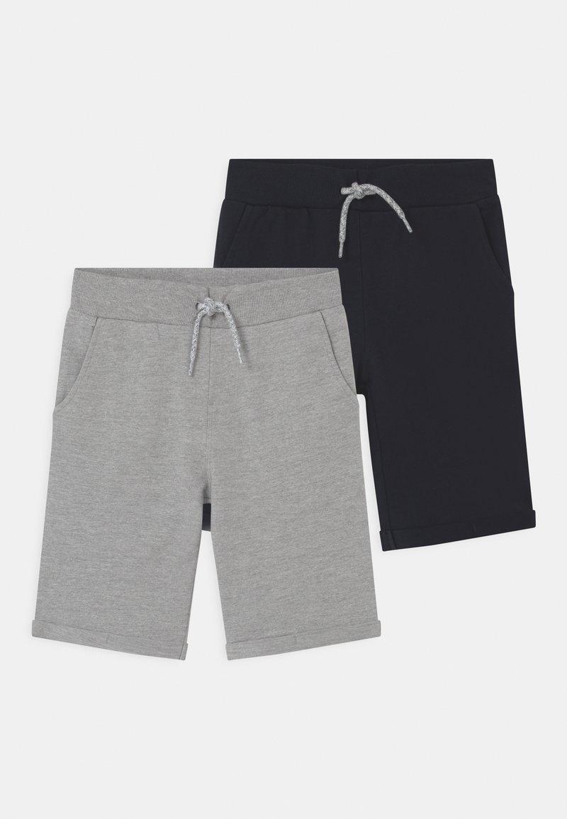 Name it - NKMVERMO 2 PACK - Shorts - dark sapphire