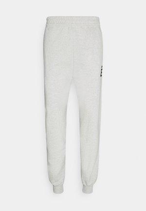 TEMPERA PATCH UNISEX - Pantalon de survêtement - heather grey