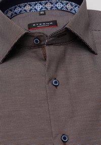 Eterna - MODERN FIT - Shirt - braun - 4