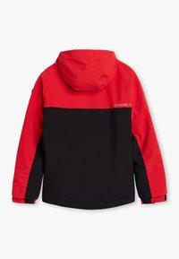 O'Neill - FELSIC - Snowboard jacket - black out - 1