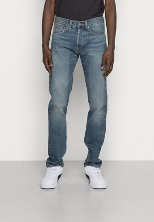 SLIM TAPERED - Jeans slim fit - blue ariki wash