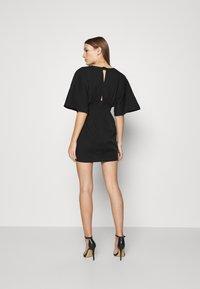 Mossman - TRUTH HURTS DRESS - Cocktail dress / Party dress - black - 2