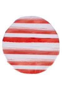 Nitzsche Fashion - Beach towel - rot-weiß - 1