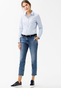BRAX - STYLE VICTORIA - Button-down blouse - pale blue - 1