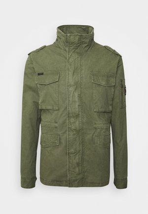 CLASSIC ROOKIE JACKET - Light jacket - army