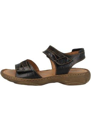 DEBRA - Walking sandals - black multi (76719-88-102)