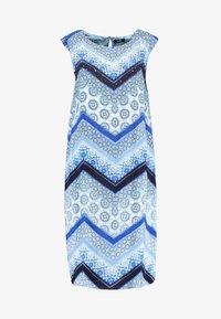 Wallis Tall - CHEVRON HOTFIX PINNY - Vapaa-ajan mekko - blue - 4
