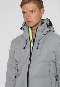 Superdry - SNOW SHADOW  - Skidjacka - carbomised grey - 3