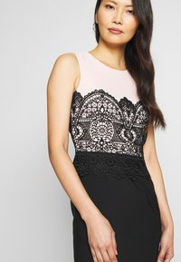 Apart - COLORBLOCKING DRESS - Robe de soirée - black - 3