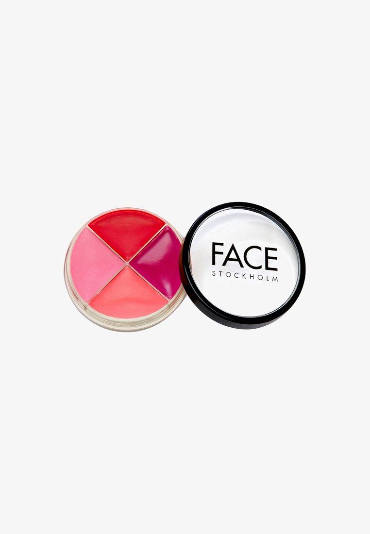 FACE STOCKHOLM - SMART WHEEL - Lip palette - bright