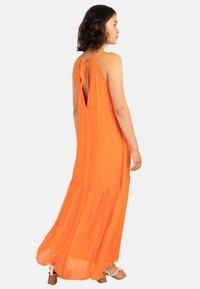 FRNCH - ATIKA - Maxi dress - orange - 1