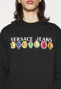 Versace Jeans Couture - Sweatshirt - black - 4