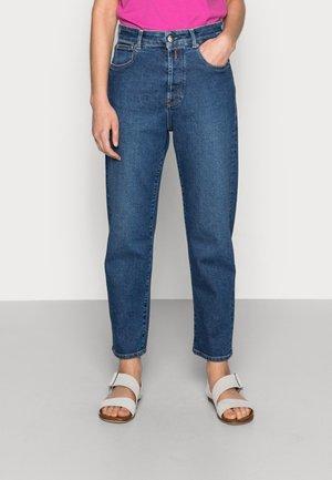 TYNA PANTS - Straight leg jeans - medium blue