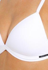 Skiny - DAMEN TRIANGEL GEPADDET - Triangel BH - white - 3