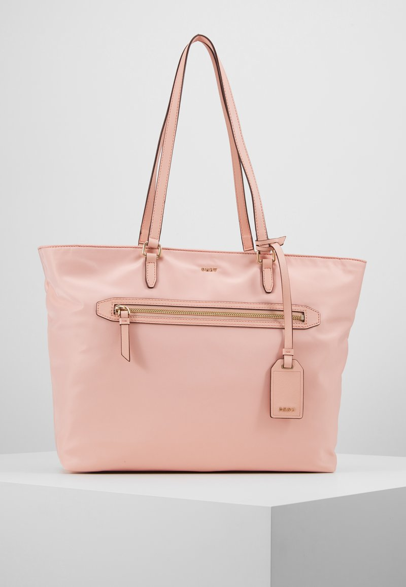 DKNY - CASEY LARGE TOTE - Tote bag - nude