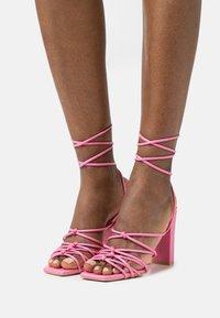 BEBO - EMELINE - Sandalias - pink - 0
