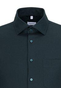 Seidensticker - BUSINESS X-SLIM - Shirt - grün - 3
