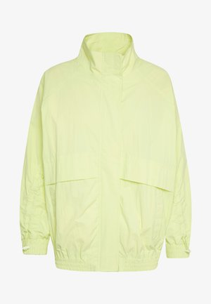 HIGH NECK JACKET - Bomber Jacket - limeade
