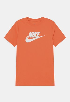 FUTURA ICON - Camiseta estampada - turf orange