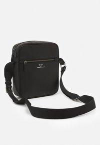 Polo Ralph Lauren - SMOOTH CROSSBODY UNISEX - Across body bag - black - 3