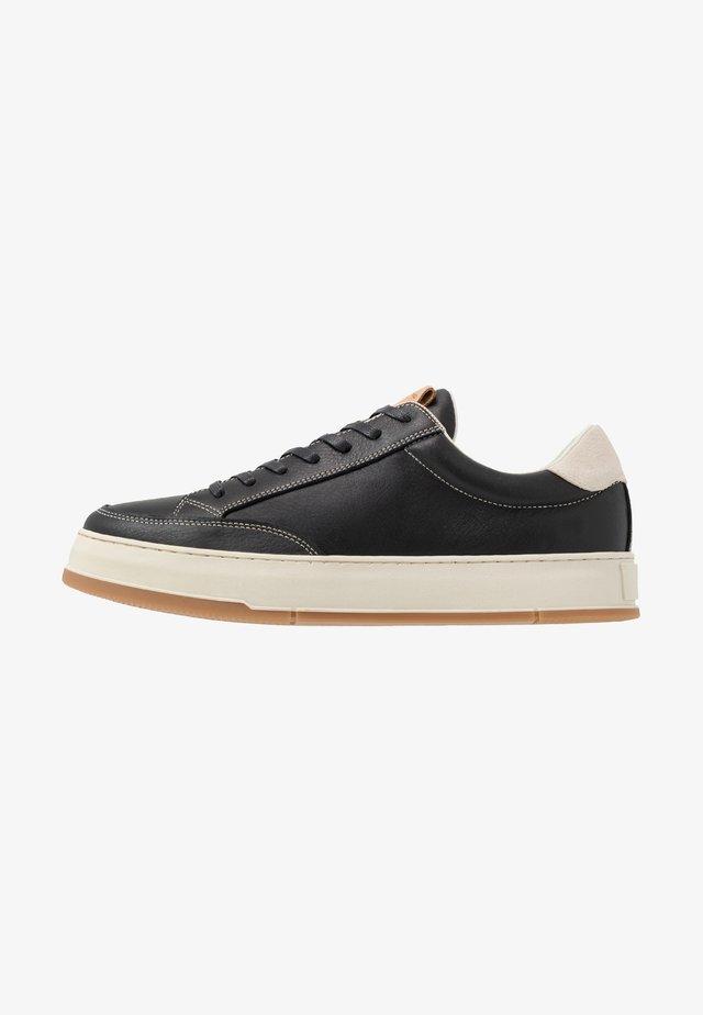 JOHN - Sneakersy niskie - black