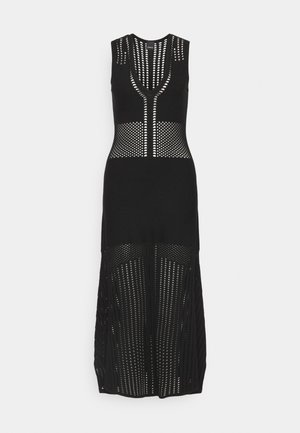 CAPITANO ABITO - Jumper dress - black