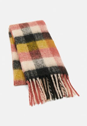 IBISCO CHECK - Scarf - multi-coloured