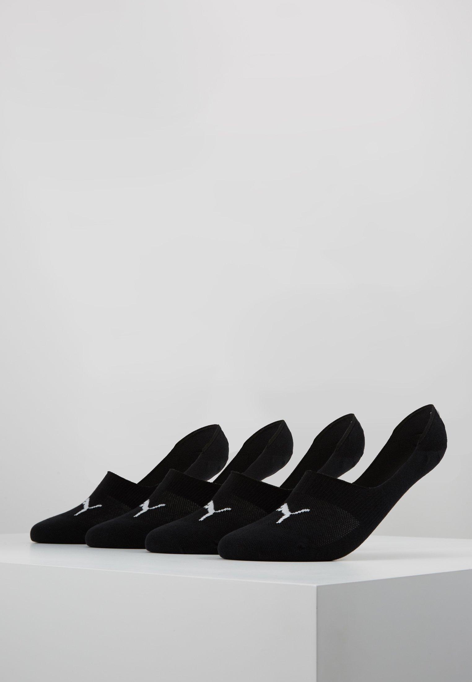 Herren FOOTIE UNISEX 4 PACK - Füßlinge