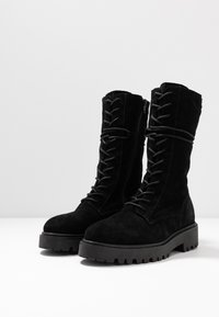 Zign - Vinterstøvler - black - 4