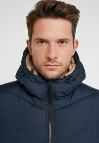 TOM TAILOR DENIM - HEAVY PUFFER JACKET - Winterjas - sky captain blue - 3