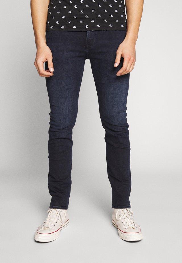 SKINNY - Jeans Skinny Fit - blue black