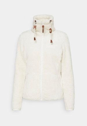COLONY - Fleecejacke - natural white