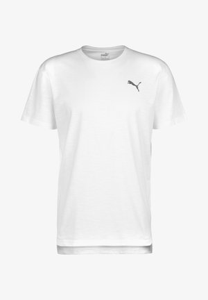 ENERGY  TRAINING TEE MAND - T-shirt basic - white