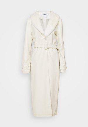 COAT - Classic coat - off white