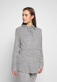 Forever Fit - NURSING HOODIE - Sweatshirt - grey - 0
