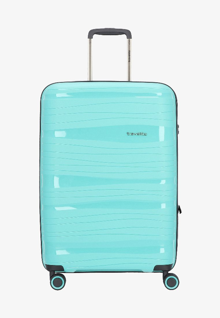 Travelite - MOTION 4-ROLLEN  - Luggage - mint