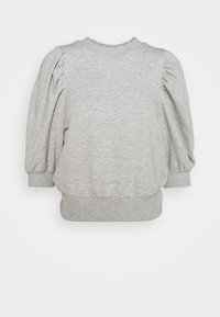 ONLBALOU LIFE ONECK - Basic T-shirt - light grey melange