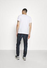 Alessandro Zavetti - LABELLI - Straight leg jeans - indigo - 2
