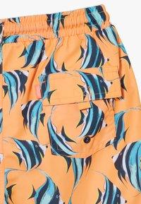 Sunuva - BOYS FISH SWIM - Szorty kąpielowe - neon orange - 4