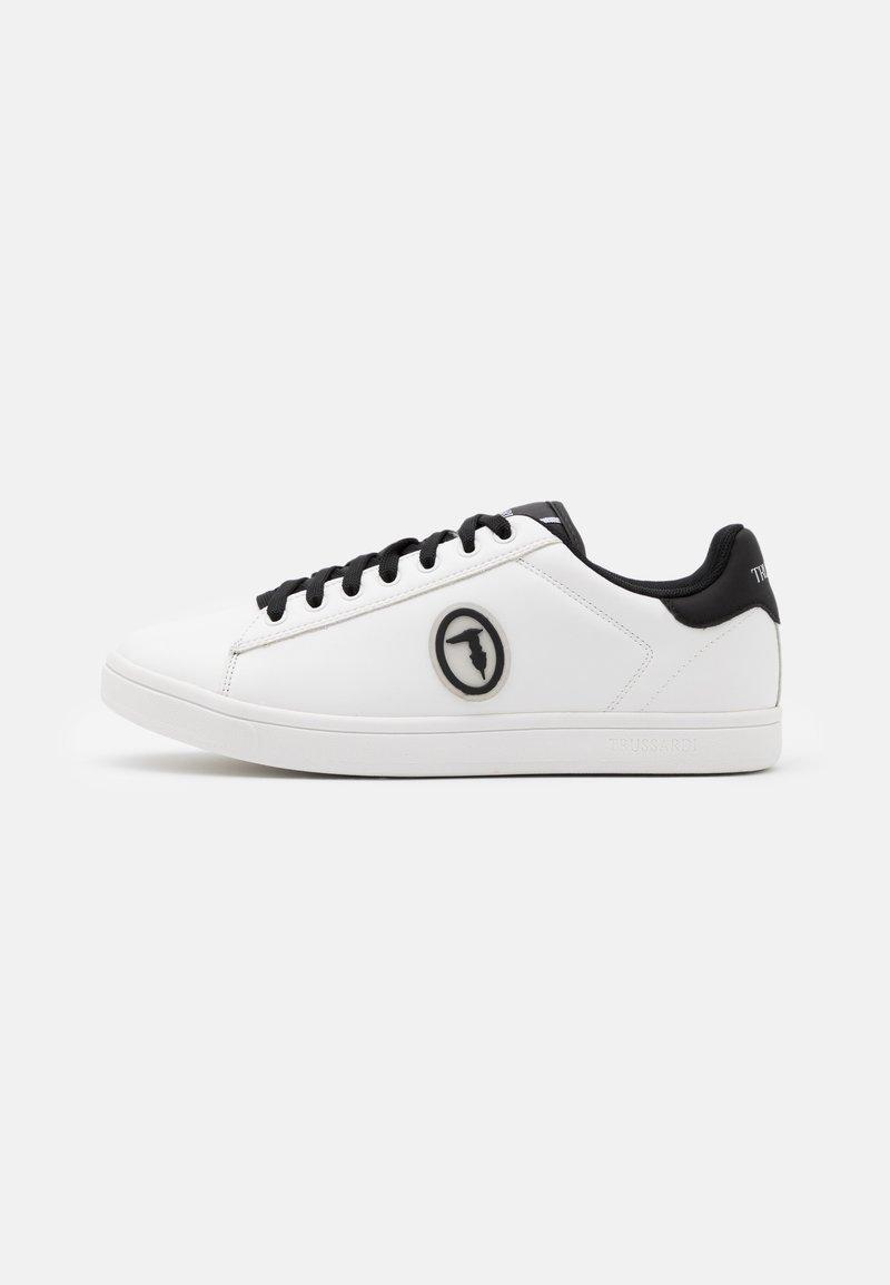 Trussardi - GALIUM LUXURY - Trainers - white