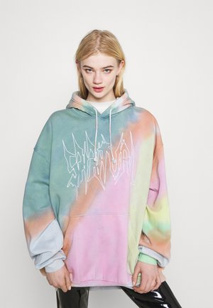 GREZIA HUGE HOODIE - Sweatshirt - multi-coloured