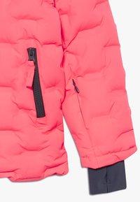 LEGO Wear - LWJIPE 706 - Snowboardová bunda - coral red - 3