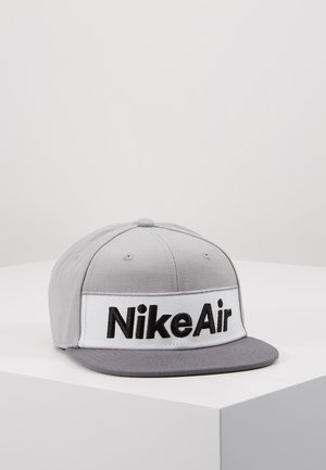 NSW NIKE AIR FLAT BRIM - Kšiltovka - dark grey