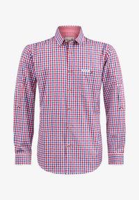Stockerpoint - PORTOS - Shirt - blue/red - 6